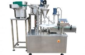 高精度小剂量粉剂灌装机