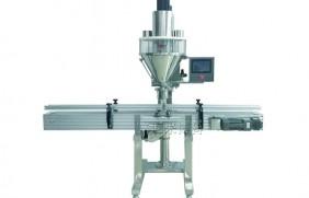 小型定量粉剂灌装机