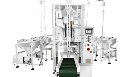 立式膏体包装机